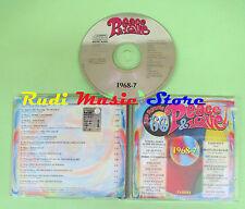 CD PEACE & LOVE 60 1968 7 compilation PROMO 1999 TOM JONES MUDDY WATERS (C32)