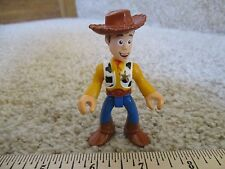 Imaginext Disney's Toy Story Woddy figure Cowboy Andy play friend hat toy part
