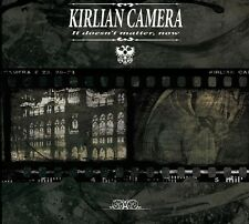 KIRLIAN CAMERA - IT DOESN'T MATTER,NOW 2 CD NEU