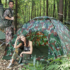 KI- PICNIC CAMPING HIKING TENT FOR 4 PERSON- CF