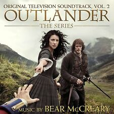 BEAR MCCREARY - OUTLANDER :TV SOUNDTRACK Volume 2  (CD) Sealed