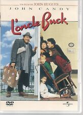 DVD ZONE 2--L'ONCLE BUCK--CANDY/KELLYMADIGAN/HUGUES