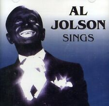 CD AL JOLSON SINGS MY MAMMY CALIFORNIA SONNY BOY OL' MAN RIVER APRIL SHOWERS ETC