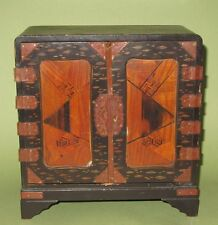 boite écritoire japonais parqueterie suzuribako japanese lacquer writing box