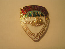 History of the USSR. Pin Badge. USSR. Russia.