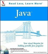 Java: Your visual blueprint for building portable Java programs