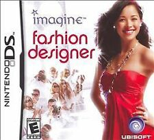 Imagine: Fashion Designer (Nintendo DS, 2007)