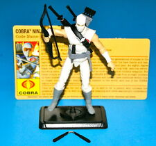 GIJOE 25TH STORM SHADOW 5 PACK LOOSE COMPLETE