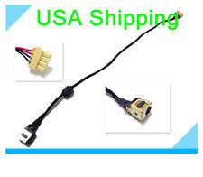 Original DC power jack plug in cable harness for Toshiba Satellite L750-1E5