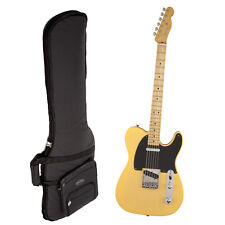 Fender Road Worn 50's Telecaster Maple Fretboard Tele Blonde DEMO