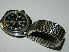 for parts Watch POUR PIECE MONTRE KELTON waterproof 25M 25 mètres UHR VINTAGE