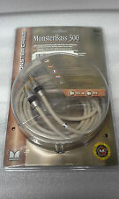 Monster Cable Monsterbass 300 Subwoofer Cable 6 Meter 20ft MB300