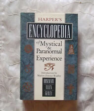Harper's Encyclopedia of Mystical & Paranormal Experience HC Book $35 retail