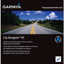 Garmin City Navigator Maps SD Card - India - 010-11432-00