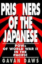 Prisoners of the Japanese: Pows of World War II in the Pacific-ExLibrary