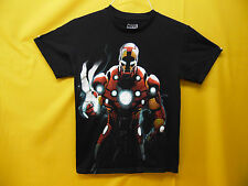 """IRONMAN T-SHIRT """"CHARGED UP"""" COLLECTIBLE TEE MARVEL COMICS (SMALL)"""