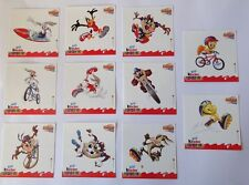 Sticker Set LOONEY TUNES ACTIVE, Ferrero Polen, RAR
