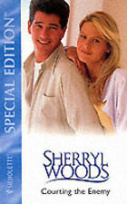 Courting the Enemy by Sherryl Woods (Paperback, 2002)