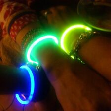 200 pc glow in the dark sticks bands premium lumistick bracelets assorted colors