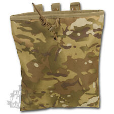 MTP MULTICAM MOLLE ROLL UP AMMO DUMP POUCH WEBBING AMMUNITION MAGAZINE