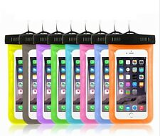 Multicolor Durable Ultra Safe iPhone 4,4S,5,5S,6,6S Plus Waterproof Bag