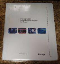 Tektronix AWG510/520 Users Manual