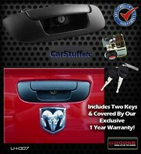Bully 02-08 DODGE RAM 1500 03-09 2500 3500 Tail gate Tailgate lock 2 keys LH-007
