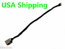 Original DC power jack in cable harness for Lenovo IdeaPad Z360 G360 Z370  5pins