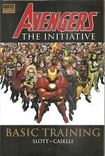AVENGERS:THE INITIATIVE  VOLUME 1,PREMIER-Dan Slott-MARVEL COMICS (2007),NEW