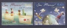 SAN MARINO, EUROPA CEPT 2008, THE LETTER, MNH