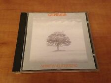 RARE ALBUM CD 9T GENESIS WIND & WUTHERING (PHIL COLLINS) NO BARCODE 1985