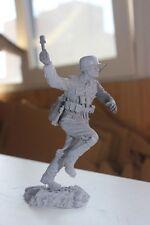 german soldier scale 90  Resin kit mm