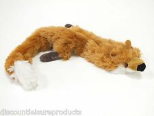 Good Boy Dog/Puppy Toy - Raggy Fox Unfilled Stuffing Free Soft Comfort Blanket