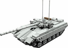 CUSTOM building INSTRUCTION RUSSIAN T72 to build out of LEGO® parts
