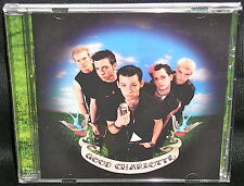 GOOD CHARLOTTE - S/T - 2000 CLASSIC/13 TRK OZ CD/12p GLOSS LYRIC BOOKLET/EX+
