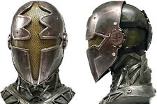 "New! Army of Two ""HellGate Paladin"" Custom Fiberglass Paintball / Airsoft Mask"