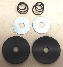 WWII, Jeep, Willys MB, M38, M38a1, CJ2a, A6359, Pedal Shaft Rub Grommets, G503