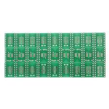 27 Stk SO / SSOP / TSSOP / SOIC16 Um DIP16 Adapter PCB Konverter Doppelseiten GY