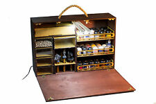 Portable Paint Workstation Case for Model painting