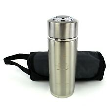 EHM Stainless Steel Portable Alkaline Water Filter Ionizer Cup  (EHM Voted NO#1)