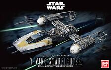 Bandai 1/72 STAR WARS Y-WING ATTACK STARFIGHTER BTL-A4 from Japan