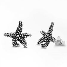 Starfish Stud .925 Sterling Silver Earring