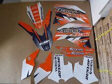 FLU PTS3 KTM GRAPHICS 2007-2010 SXF SX XC XCW  & 2008-2011  EXC XCW XCWF  EXCF