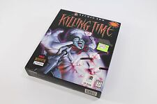 Killing Time (PC, 1996) RARE **BIG BOX ONLY** **NO GAME INCLUDED** 3D0 Windows