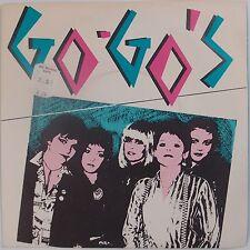 """GO GO's: We Got the Beat UK '80 BUY 78 Original 7"""" 45 NM- Super STIFF"""
