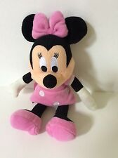 Disney Magical Friends Collection Mini Plush- Minnie Mouse Pink Dress