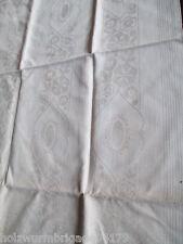 schönes altes Leinen Geschirrtuch Handtuch Tischtuch Jugendstil  TOP (81)