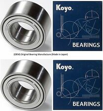 1992-2000 HONDA Civic Front Wheel Hub Bearing (DX, CX, HX) (OEM) KOYO (PAIR)