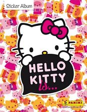 Panini Hello Kitty Is - Sticker album -plus 1 packet of stickers ~ New