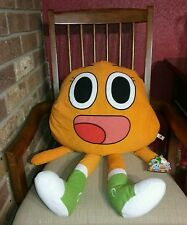"The Amazing World of Gumball Cartoon Network 28"" Darwin Life Size Pillow Plush"